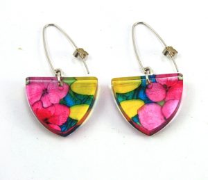 Sue Gregor Ghibli Earrings