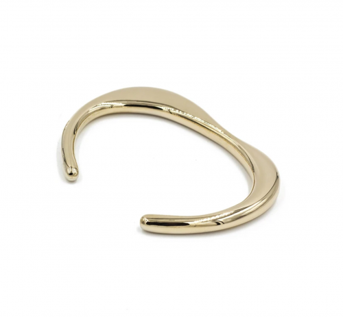 SINU bronze cuffs from MGG Studio