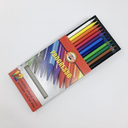 Progresso Woodless Coloured Pencil Set